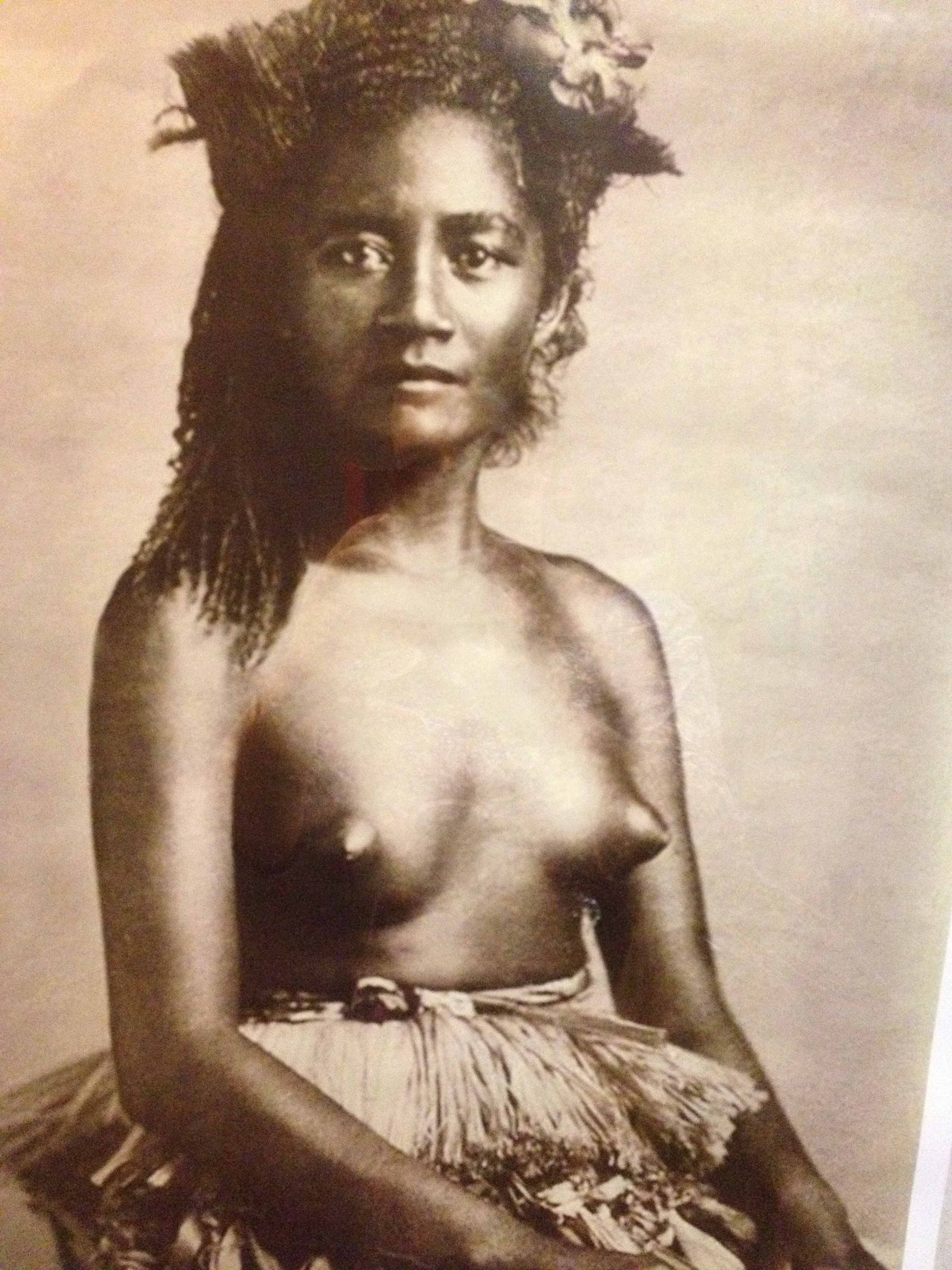 beautiful women of the pacific islands nude