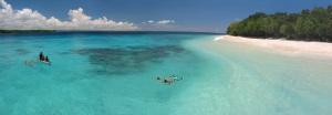 Bokissa snorkelling