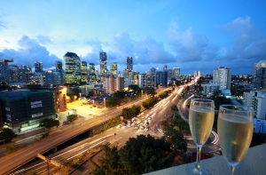 The Point, Brisbane_Views