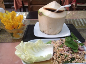 Thai coconuts are tasty, cheap and full of goodness - the perfect way to beat the heat