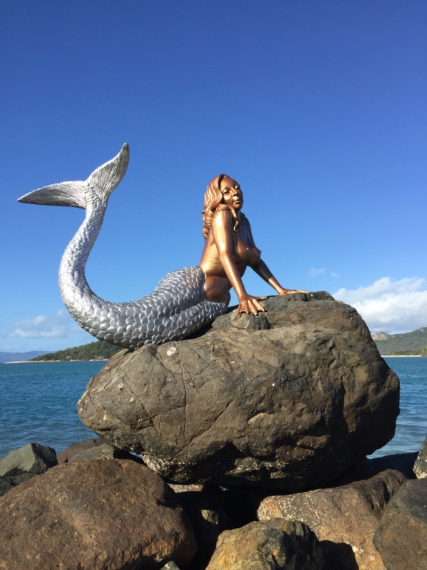 Daydream Island Mermaid